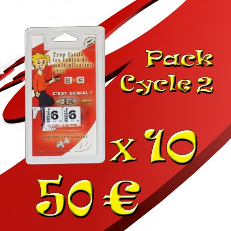 Pack cycle2